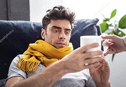 Męska grypa - krzywdzący stereotyp